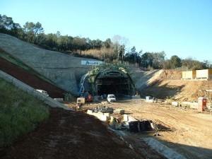 Construcción Túneles